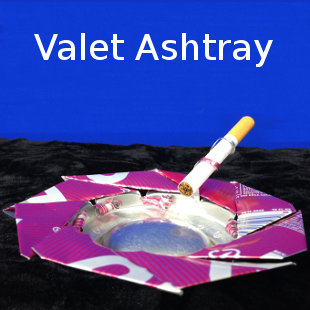 Valet Ashtray