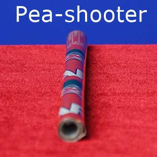 Pea-Shooter