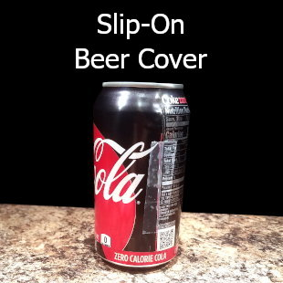 Slip-On Beer Covers